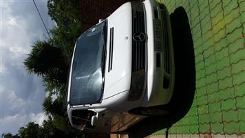 2002 Mercedes Benz Vito 111 CDI panel van