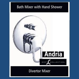 Tabs - Shower/Bath Divertor Mixer