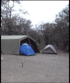Sierra tent