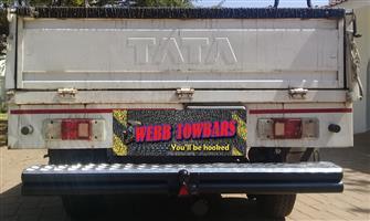 Tata Motors Standard/Detachbale Towbars, Double Tube & Step Towbars, Channel Towbars