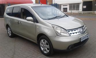 2009 Nissan Livina 1.6 Acenta