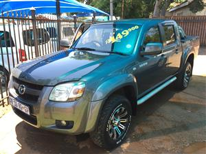 2009 Mazda BT-50 3.0CRD double cab SLE
