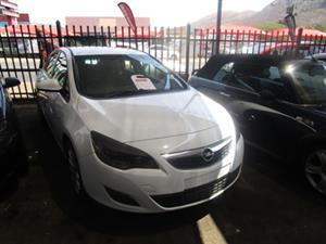 2011 Opel Astra 1.4 Essentia