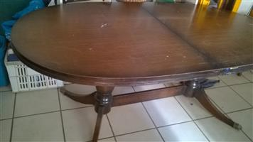 extending diningroom table