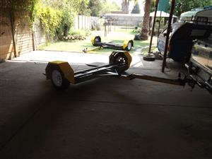 PIGGYBACK TRAILER RENTAL