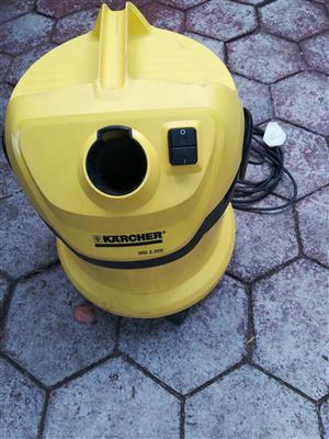 Karcher wet/dry vacuum cleaner