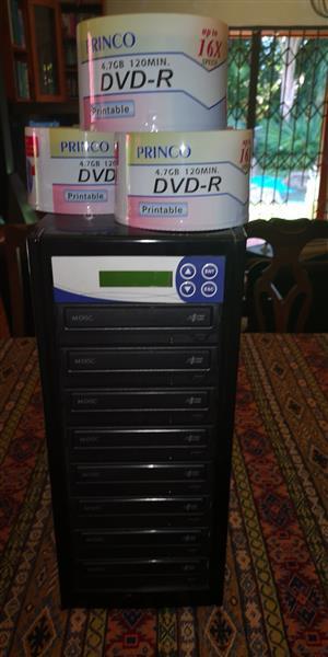 Multiple DVD Recorder