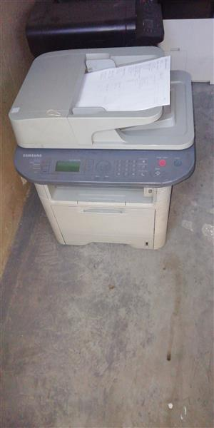 Samsung SCX-5637fr black and white multifunctional copier for sale