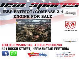 2002 Jeep Patriot 2.4L Limited