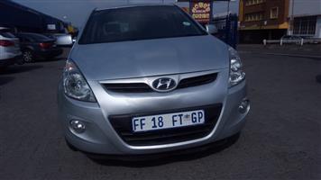 2011 Hyundai i20 1.6 GLS