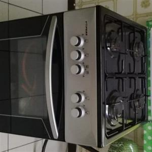 Gas oven 4 plate