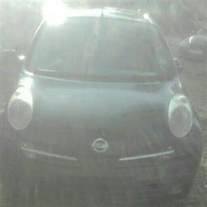 2008 Nissan Micra 1.4 5 door Comfort