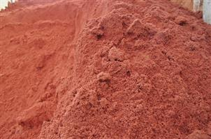 SAND: BUILDING SAND RED per 5m3