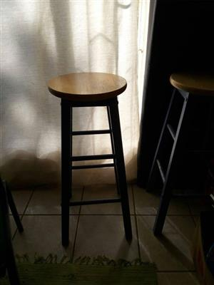 Wooden bar stools for sale