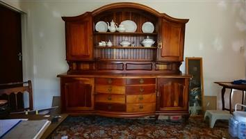 ENOURMOUS Antique 🐜 Sideboard for sale