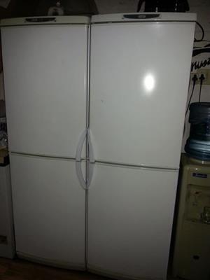 4 door Defy fridge/freezer