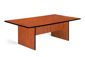 Boardroom table 8 Seater! Available in Cherry, Mahogany and Oak.