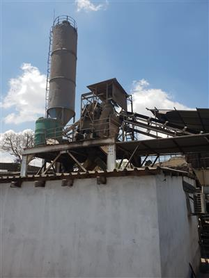 Industrial Silo for Sale