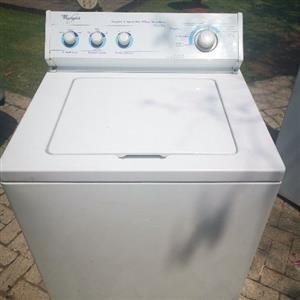 whirlpool semi industrial washer