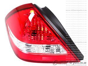 Nissan Tiida Sedan Left Hand Side Tail Light Tail Lamp 2006-