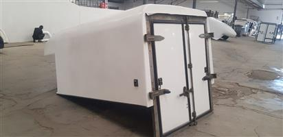 6165 Nissan LWB Space Saver Roamer Canopy
