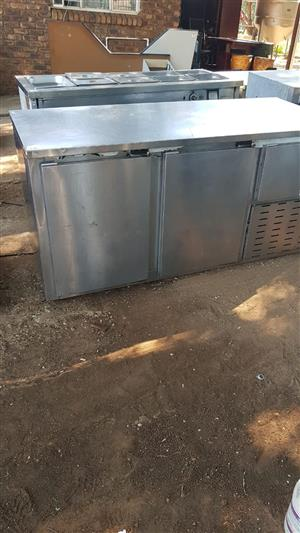 Fridge for R6000 each.