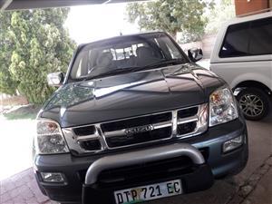 2007 Isuzu KB 300D Teq 4x4 LX