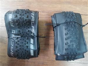 New 29inch Schwalbe Tyres (Set)