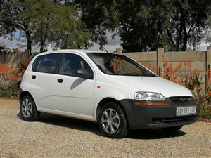 2005 Chevrolet Aveo 1.5 LT