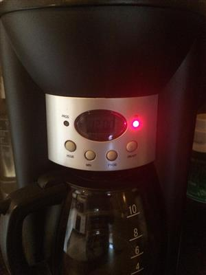 Platinum Filter Coffee machine for sale