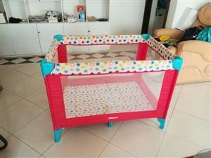 The red cot
