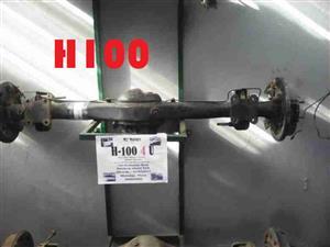 Hyundai H100 Diff