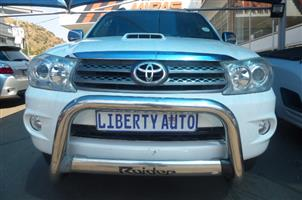 2010 Toyota Fortuner 3.0D 4D Limited