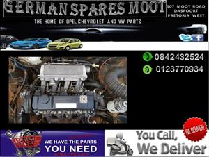 OPEL CORSA LITE 1.7 STRIPPING FOR SPARES.