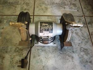 Bench Grinder Startel   In prestine working condition