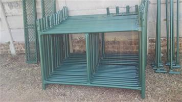 20 x Scaffolding H frames new for only R7000