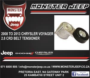 Chrysler Voyager mk3 2.8 CRD Belt Tensioner