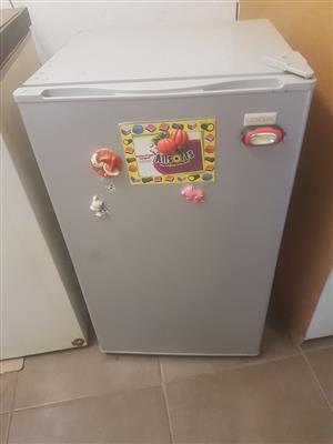 For sale Silver Bar fridge