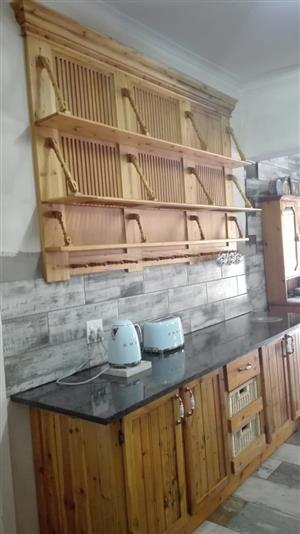 Restoration and building of solid wood furniture