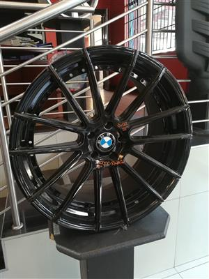 BMW 5X120 22'' RIMS ONLY