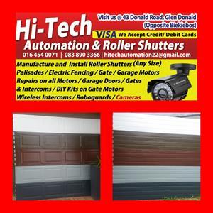 garage door November specials