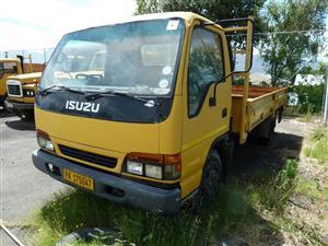 Isuzu Dropside, Platform: 2 001 - 4 500kg Truck