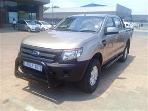 2015 Ford Ranger 2.2 double cab 4x4 XL Plus