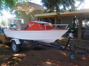 Boot R10 000 LTZ