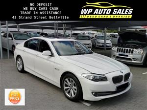 2010 BMW 5 Series 523i Individual steptronic