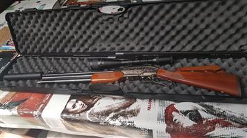 Sumatra air rifle fore sale.