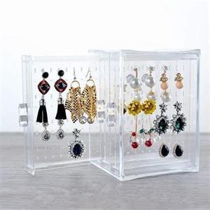 3 Panel Earring Box