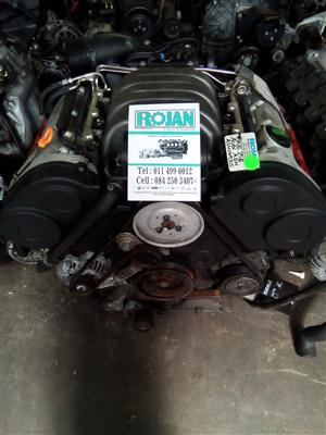 AUDI A4 3.0 V6 B6 ENGINES FOR SALE