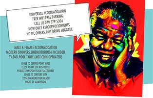 AFFORDABLE SHARED ACCOMMODATION FREE WIFI