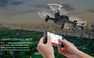 Syma X22W Selfie drone